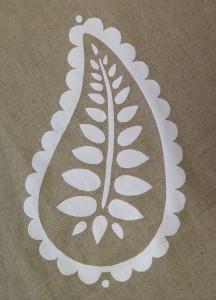 My paisley design